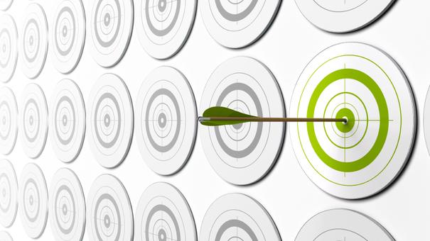 """Hitting the Bullseye in Marketing Your Business Offline"""