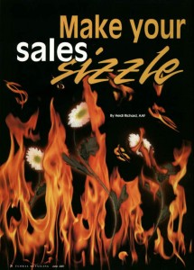 """Making Sales Sizzle"""