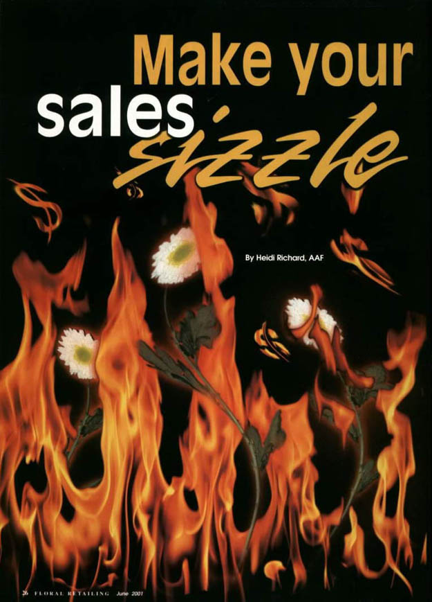 Making Your Sales Sizzle